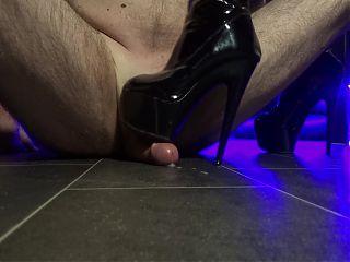 Cock under Heel....