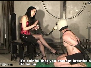 MLDO-152 Devoted Masochist Slave Scream Training Trip