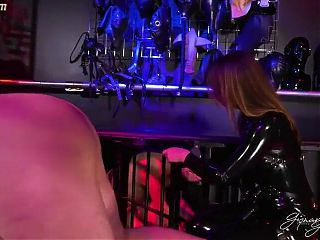 Femdom and her dungeon