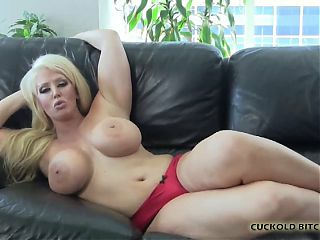 You can watch while he cums inside me