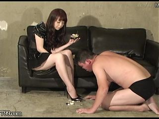 MLDE-007 Rental Masochist Slave from the Slave Market